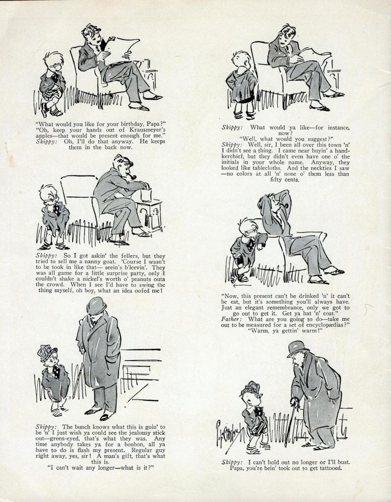 9ème Art, musée de la bande dessinée par Morris et Vankeer - Page 16 Skippy20