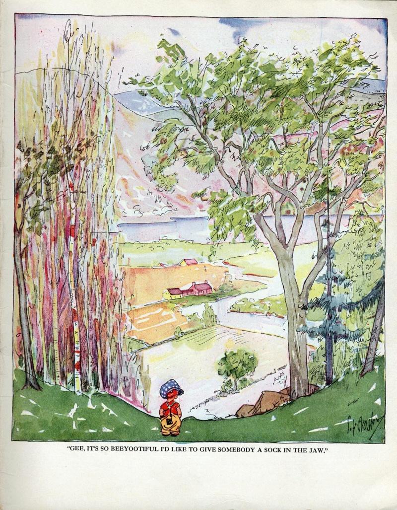 9ème Art, musée de la bande dessinée par Morris et Vankeer - Page 17 Skippy24