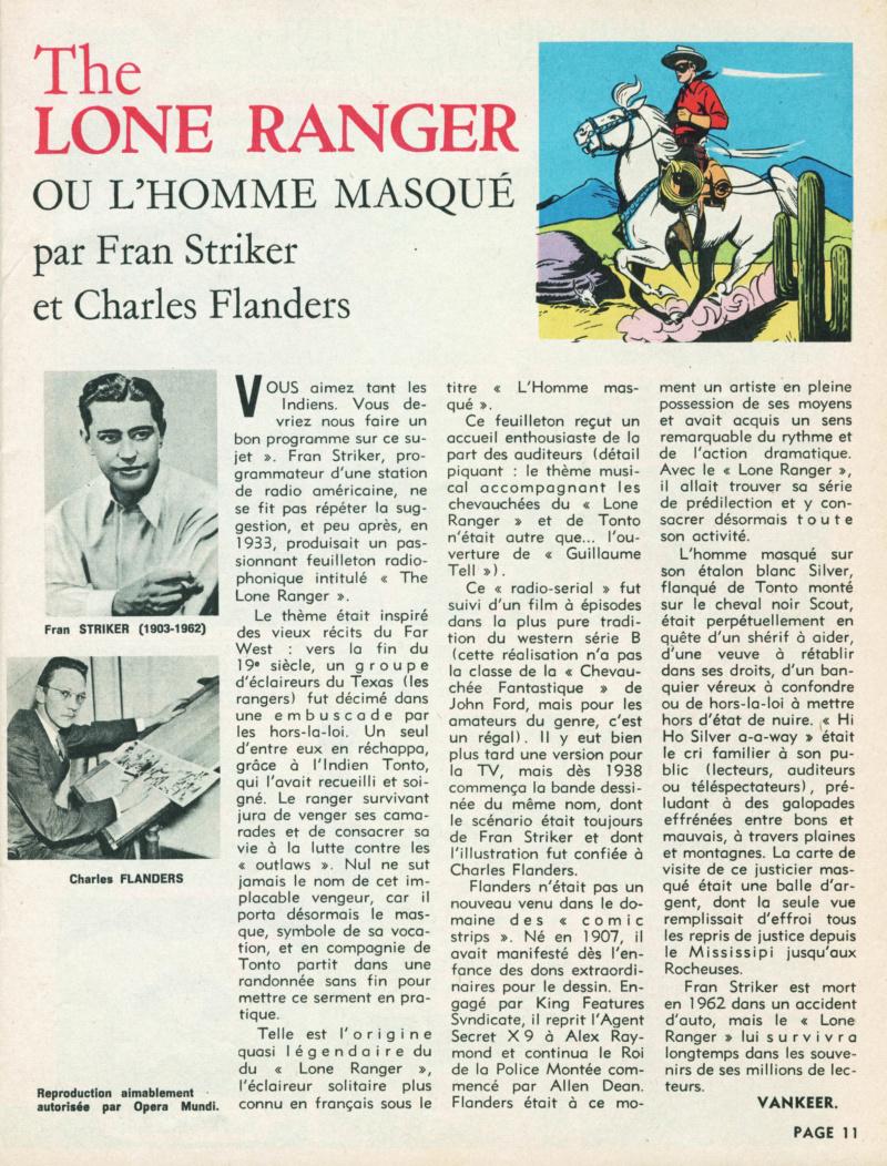 9ème Art, musée de la bande dessinée par Morris et Vankeer - Page 17 T100n110