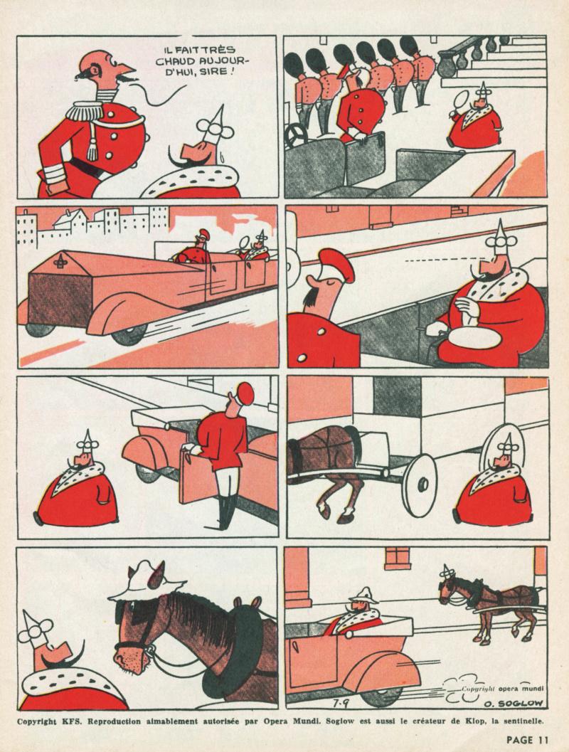 9ème Art, musée de la bande dessinée par Morris et Vankeer - Page 18 T100n113