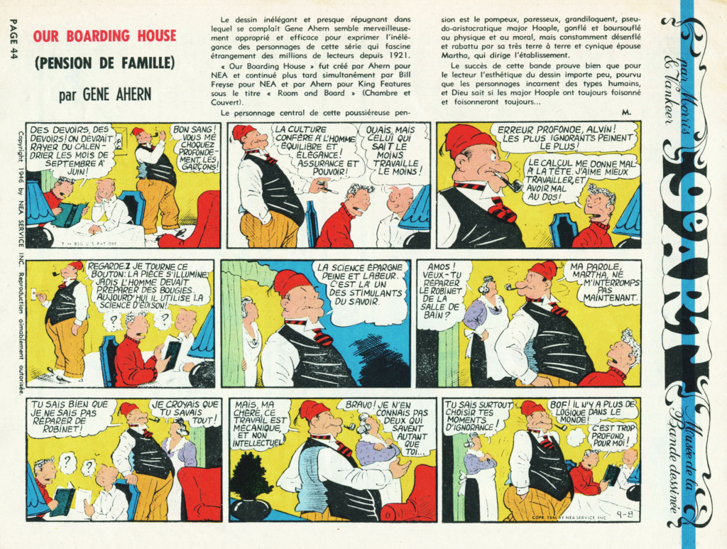 9ème Art, musée de la bande dessinée par Morris et Vankeer - Page 23 T102n111