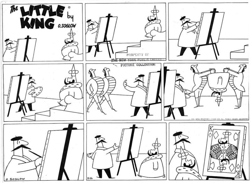 9ème Art, musée de la bande dessinée par Morris et Vankeer - Page 18 The_li10