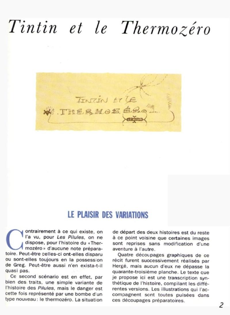 Trouvailles autour de Tintin (deuxième partie) Thermo11