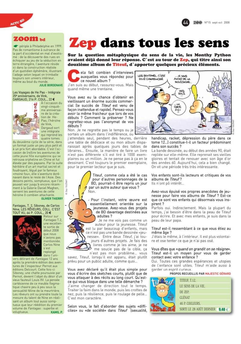 Zep le fou de dessin - Page 6 Zoo_1512