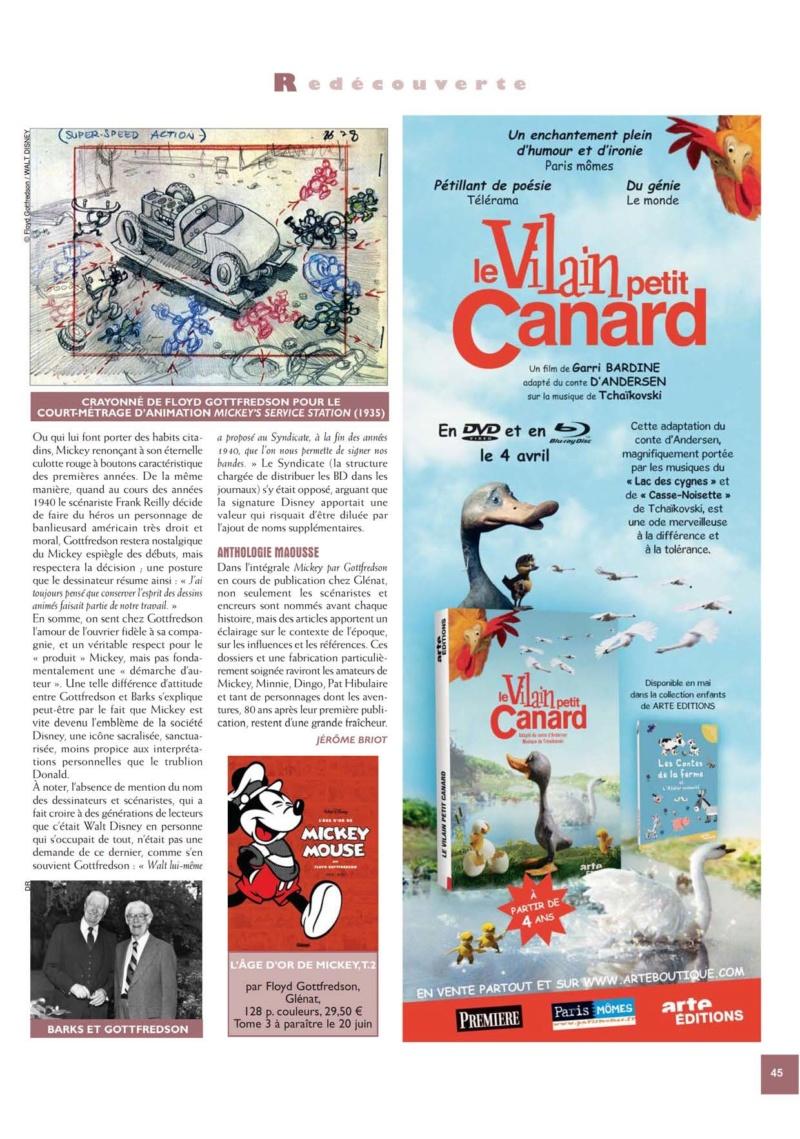 Mickey par Iwerks, Gottfredson et les autres - Page 10 Zoo_4011