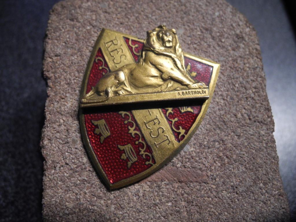 INSIGNE LION DE BELFORT Dscn6776