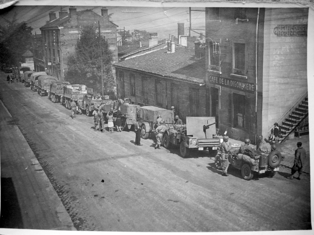 PHOTOS ARMEE FRANCAISE 1944 ST ETIENNE Dscn7527