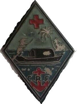 INSIGNE CROIX ROUGE FRANCAISE Insign10