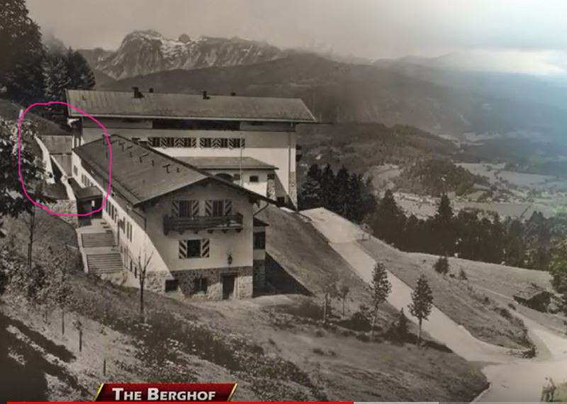 Obersalzberg Now & Then Mur110