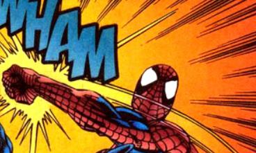 Defensores. Spider10