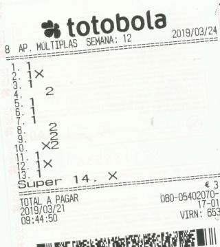 totobola - Totobola - Opiniões para o concurso 12/2019 Totob156