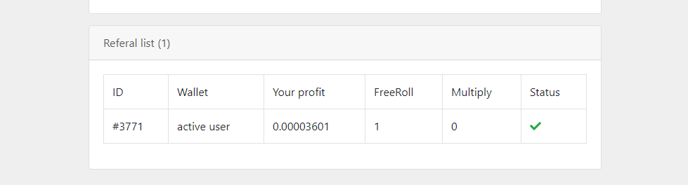 [CERRADA] FREE BTX  estilo freebitcoin 80% REFBACK rec pago 1 Ref_bi10