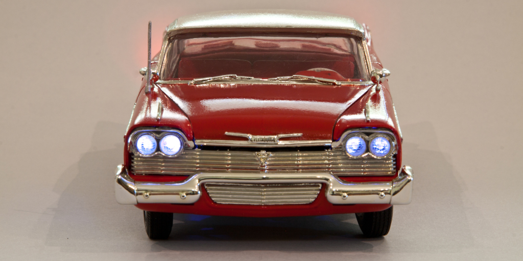 Plymouth fury 1958 christine Christ10
