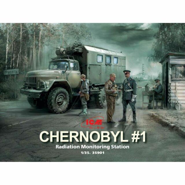 Chernobyl pompier S-l64010