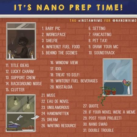 [NaNoWriMo] NaNoWriMo 2020 - Page 2 Insta10