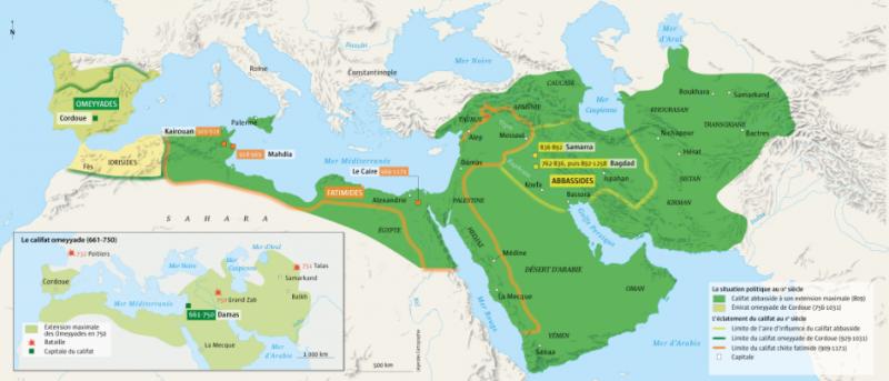 Califat Abbasside/ الخلافة العباسية L_empi10