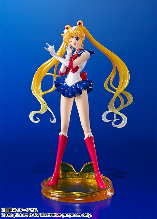 Sailor Moon Crystal Figuarts Figure Item_010