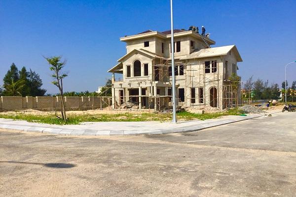 Đất biệt thự view biển và view sông gần trung tâm thành phố Đồng Hới giá chỉ 24 triệu 1 mét vuông Bietth10