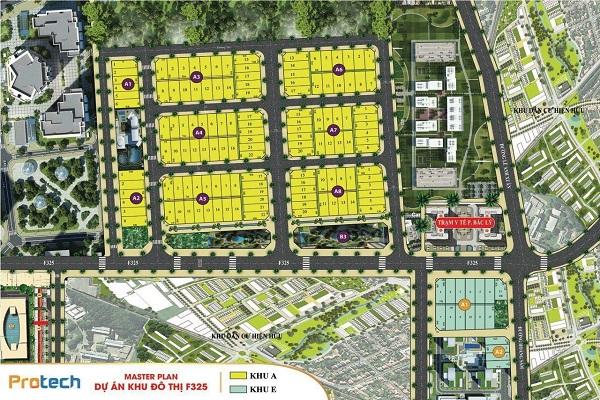 Bán đất ngoại giao dự án khu nhà ở Thương mại Trường Thịnh giá từ 300 triệu F32510