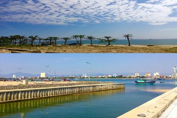 Đất biệt thự view biển và view sông gần trung tâm thành phố Đồng Hới giá chỉ 24 triệu 1 mét vuông Viewbi10