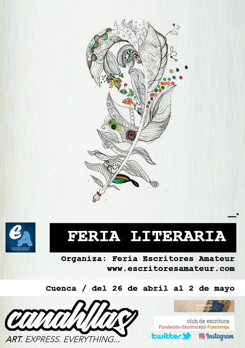 Feria Literaria Cartel11