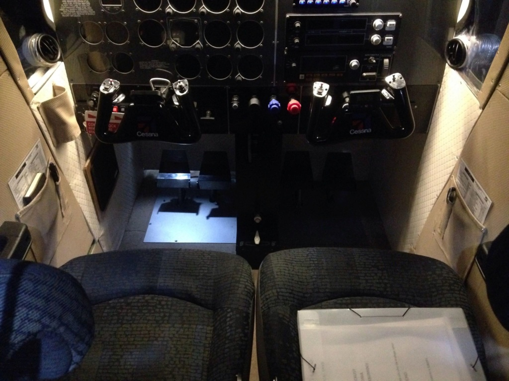 Meu HomeCockpit pronto 53251510