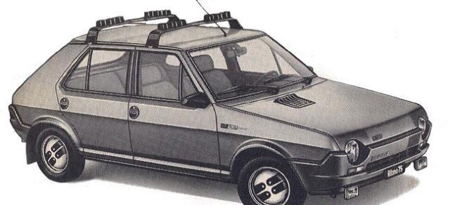 "Fiat Ritmo ""CRISTAL"" Ch10"
