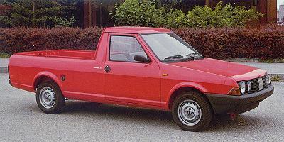 Fiat Ritmo pick up R110