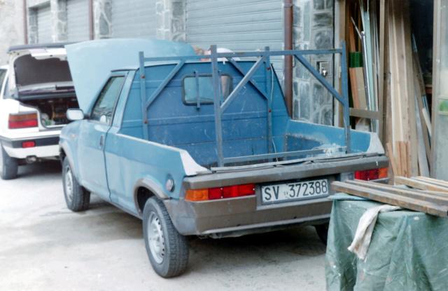 Fiat Ritmo pick up R210