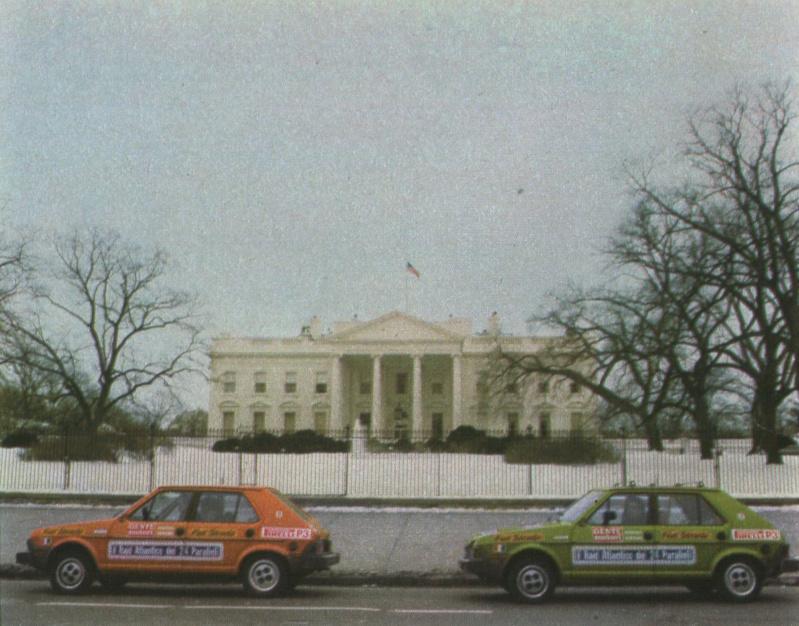 Fiat Strada (USA Ritmo)  Gente Motori S1110