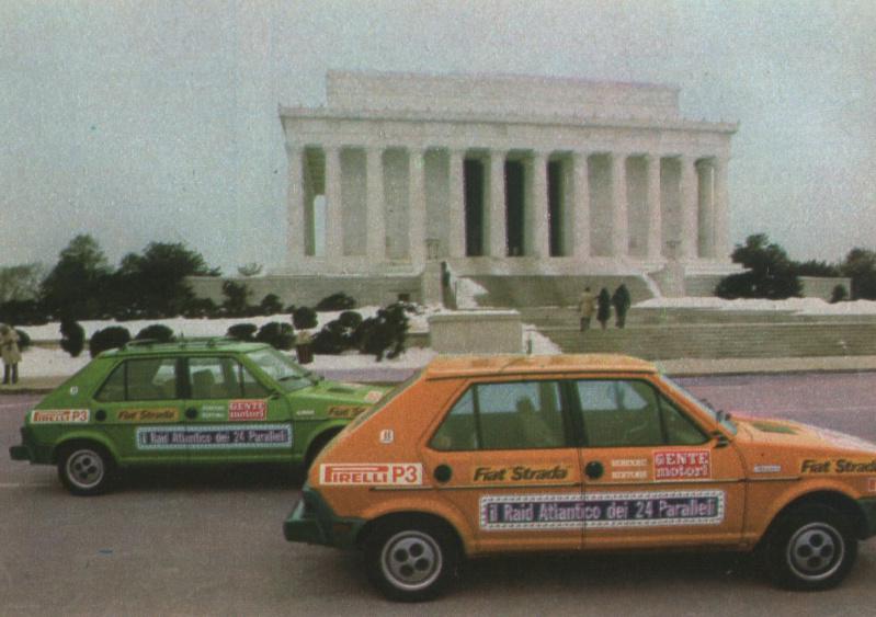 Fiat Strada (USA Ritmo)  Gente Motori S1210