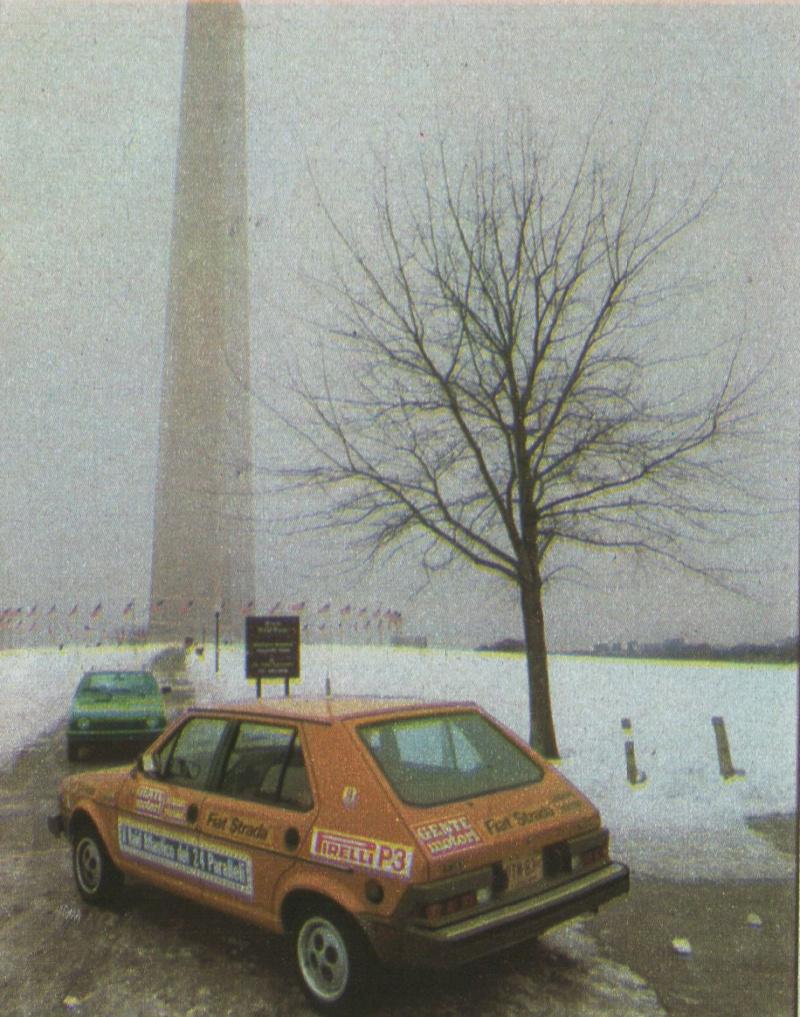 Fiat Strada (USA Ritmo)  Gente Motori S1310