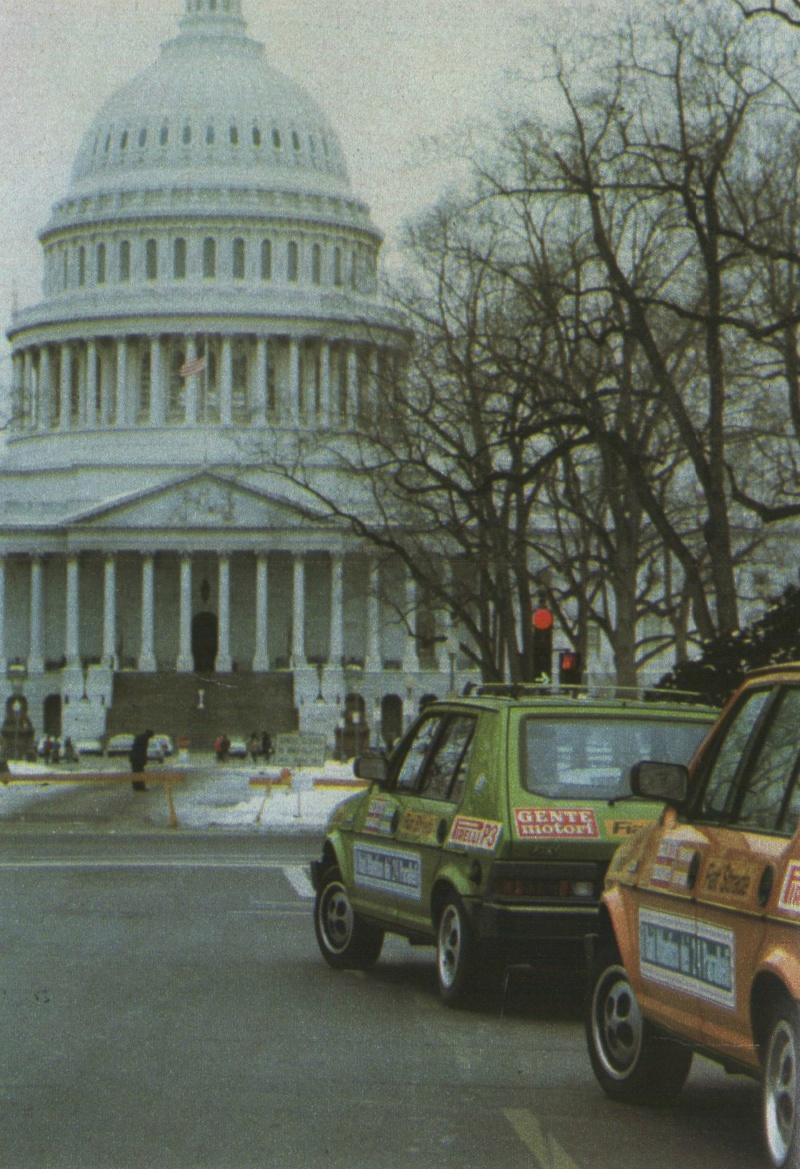 Fiat Strada (USA Ritmo)  Gente Motori S1410
