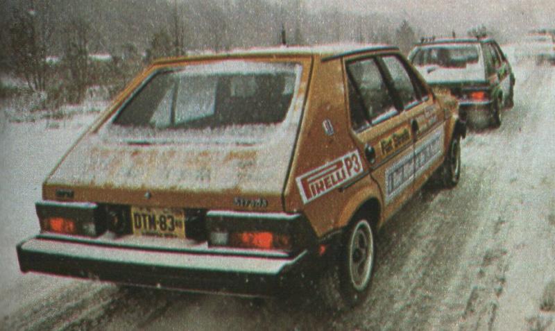 Fiat Strada (USA Ritmo)  Gente Motori S210