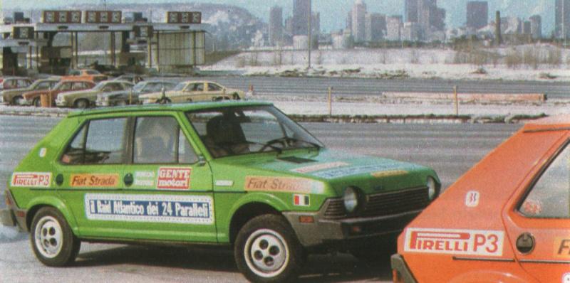Fiat Strada (USA Ritmo)  Gente Motori S510