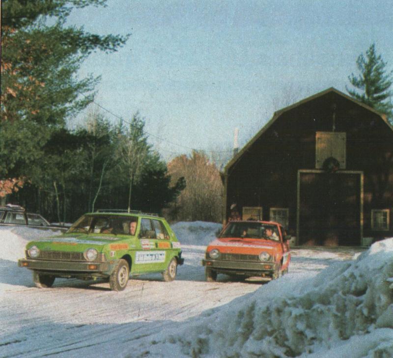 Fiat Strada (USA Ritmo)  Gente Motori S710