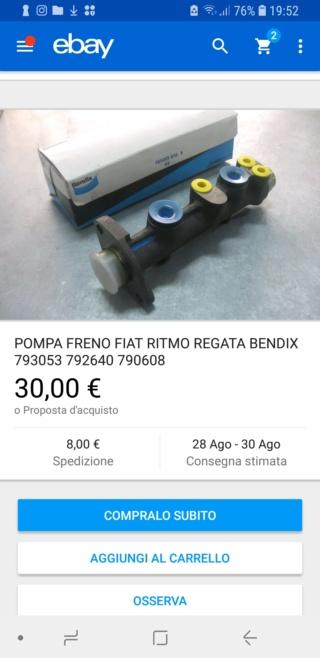 Pompa freni Bendix ritmo seconda serie Screen12