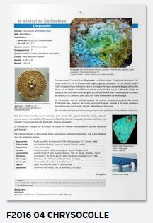 Fiches minéraux F_chry10