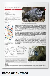 Fiches minéraux Snap15