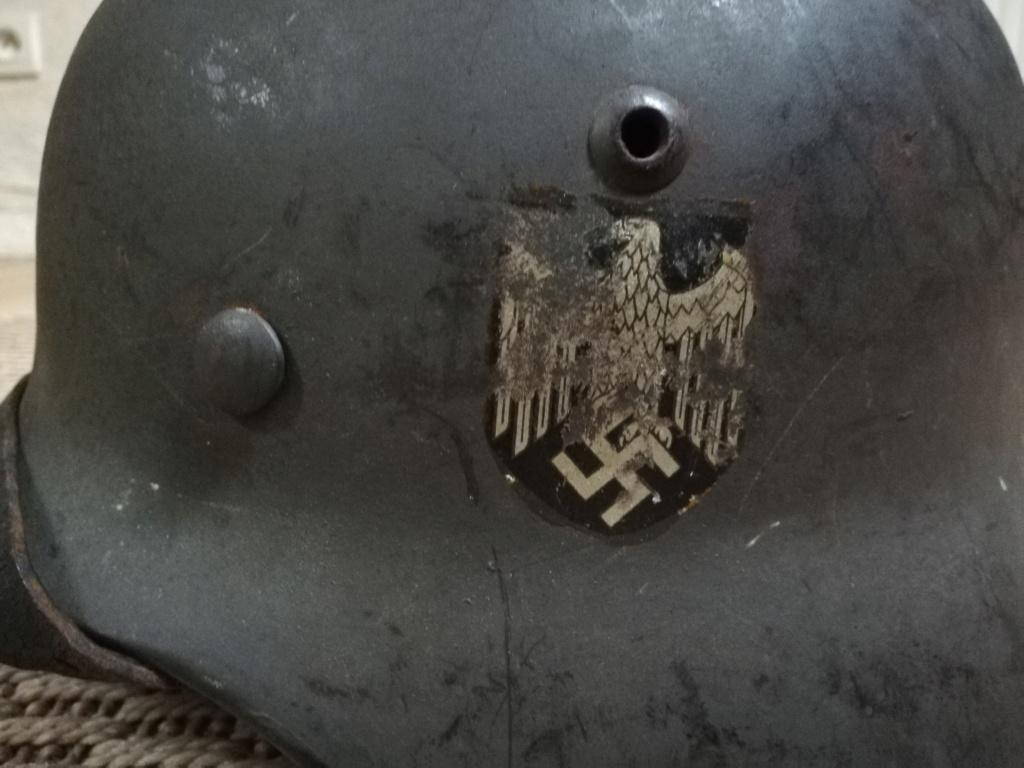 Casque allemand m35 intérieur m40 314fc910