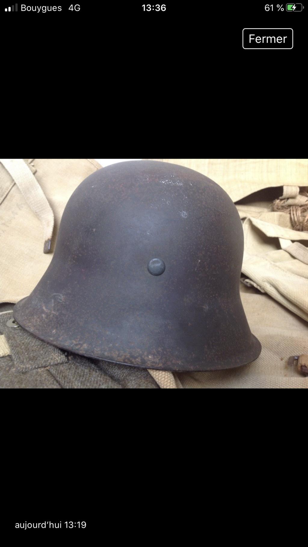 Casque allemand m42 Heer  80c22810