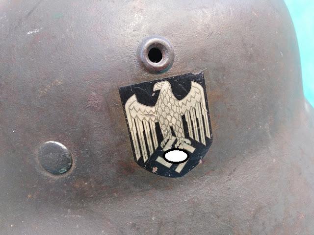 Casque allemand m40 Aacb0a10