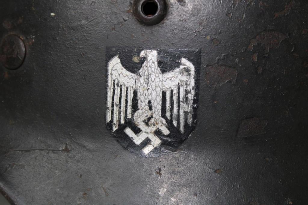 Casque allemand m35 reconditionné 40 Ea54c810