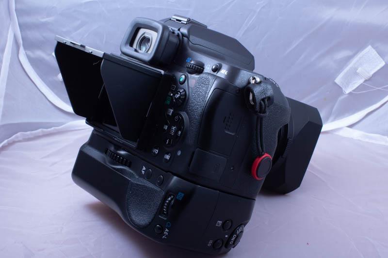Paresoleil LCD arrière Imgp2411
