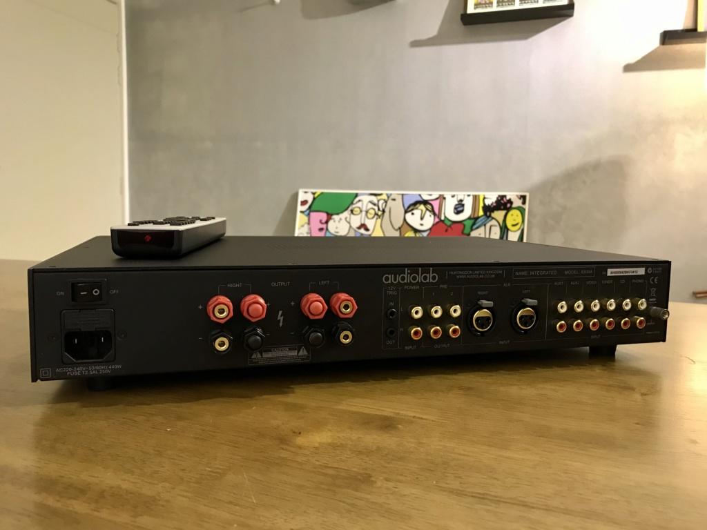 Audiolab 8300a - SOLD 12bb4f10