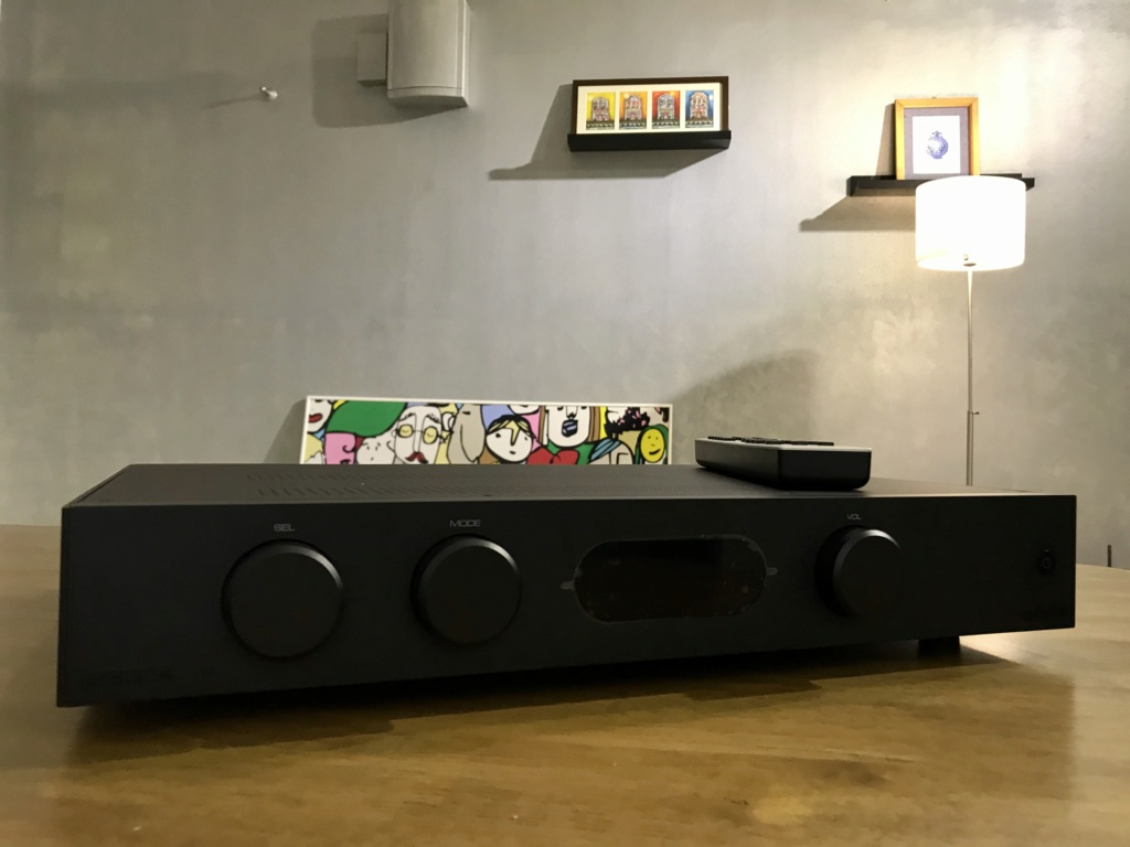 Audiolab 8300a - SOLD 2297b410