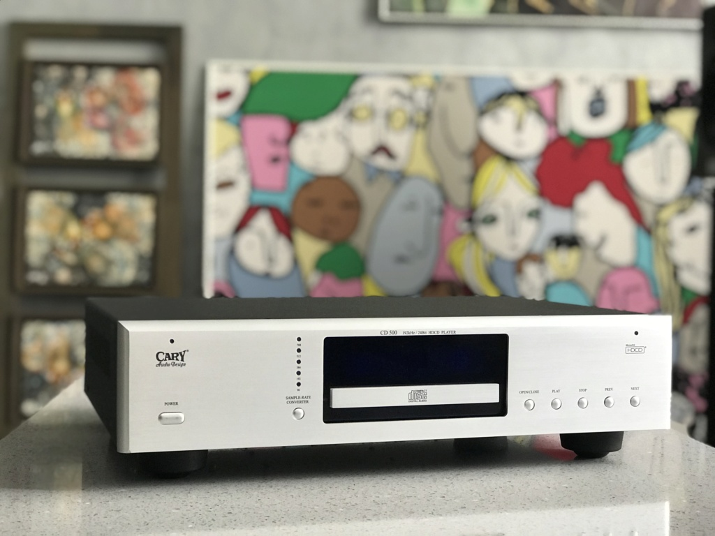 Cary Audio CD500 - SOLD 63378e10