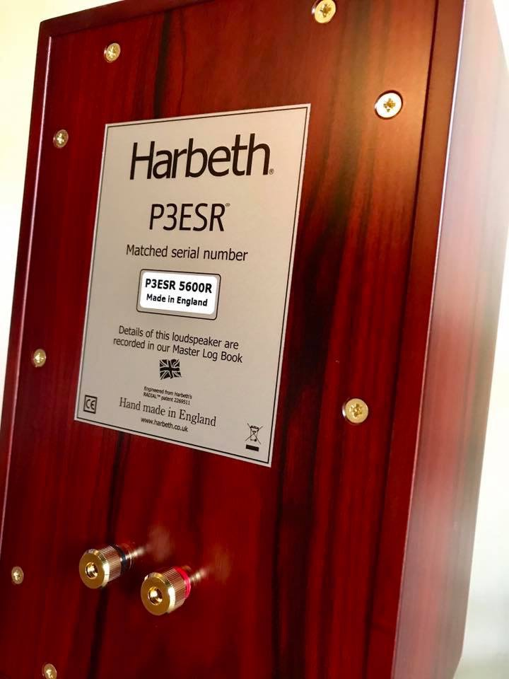 Harbeth P3ESR - SOLD 824c0010
