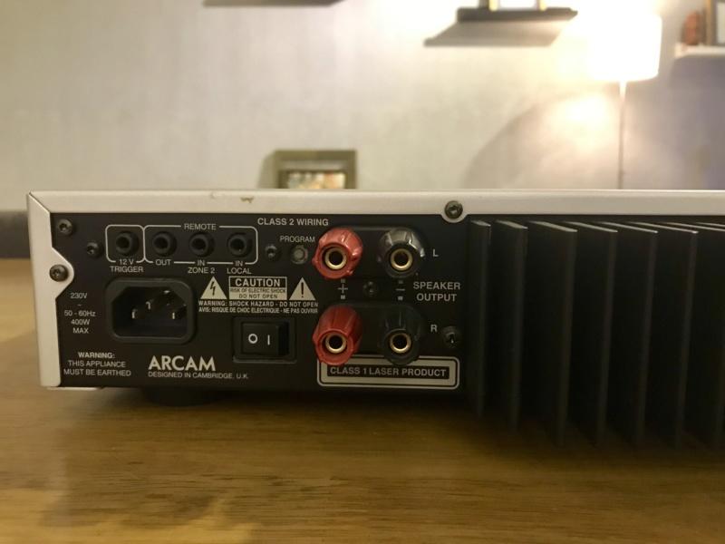Arcam Solo CD Receiver - SOLD Af8efb10