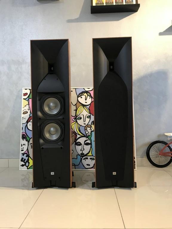 JBL Studio 590 - SOLD B143b410